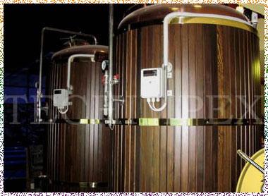"""Пивоварня BlonderBeer """"живое"""" пиво."""